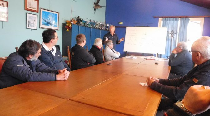 Formation réglementation et comportements en mer